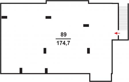 Нежитлове примiщення №89, Березова 46, у ЖК Parkland