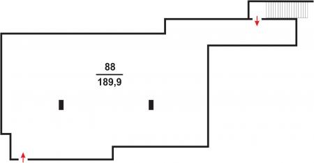 Нежитлове примiщення №88, Березова 46, у ЖК Parkland