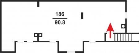 Нежитлове примiщення №186, Практична 4, у ЖК Parkland