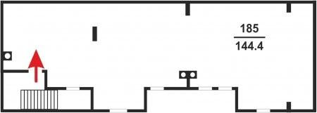 Нежитлове примiщення №185, Практична 4, у ЖК Parkland