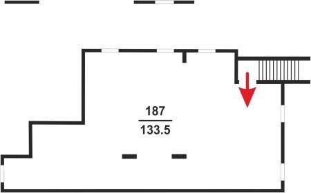 Нежитлове примiщення №187, Практична 4, у ЖК Parkland