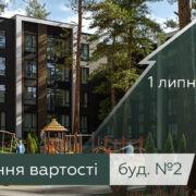 Планове збільшення вартості в житловому комплексі Forest Park