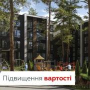 Планове Збільшення вартості останніх квартир у Forest Park